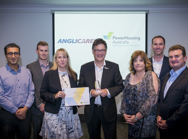 Congratulations Anglicare SA & Oryx Affordable Housing Services