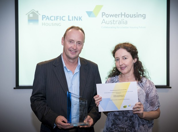 Congratulations Pacific Link Housing