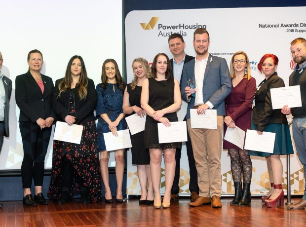 Sector Recognised Rising Stars of 2018