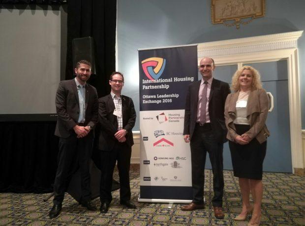 International Housing Partnership