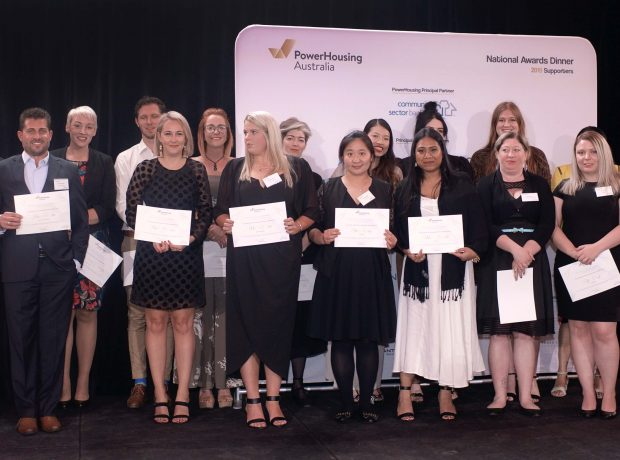 Sector Recognised Rising Stars of 2019